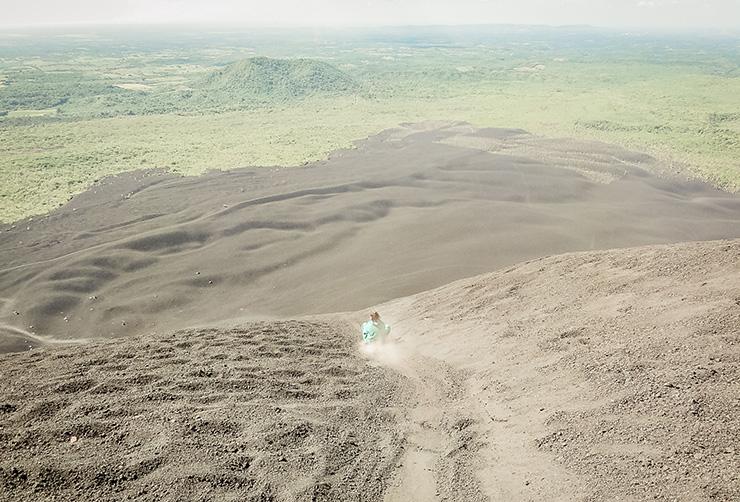 Nicaragua-Cerro-Negro