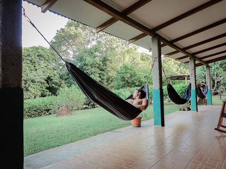 Overnachting Nicaragua