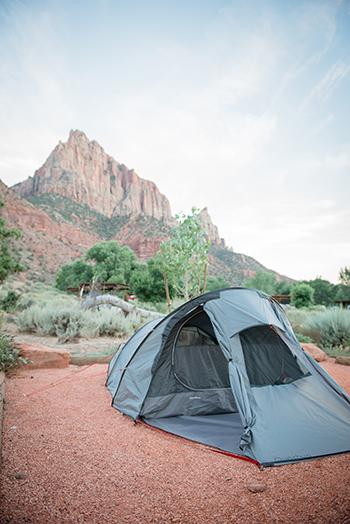 USA-camping