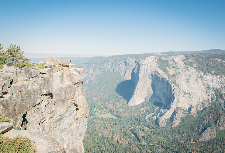 Yosemite Taft Point