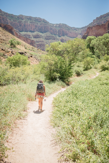 Grand Canyon Indian Garden