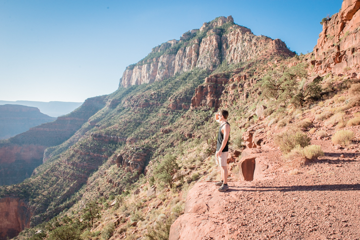 Grand Canyon South Kaibab