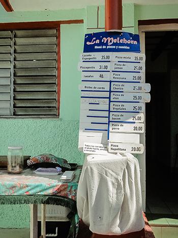 Streetfood Cuba
