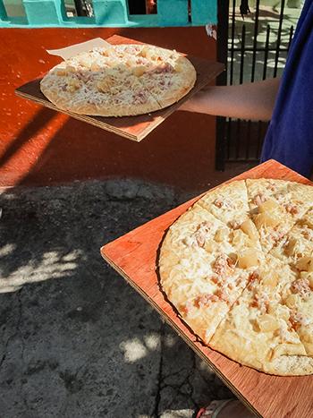 Pizza Cuba