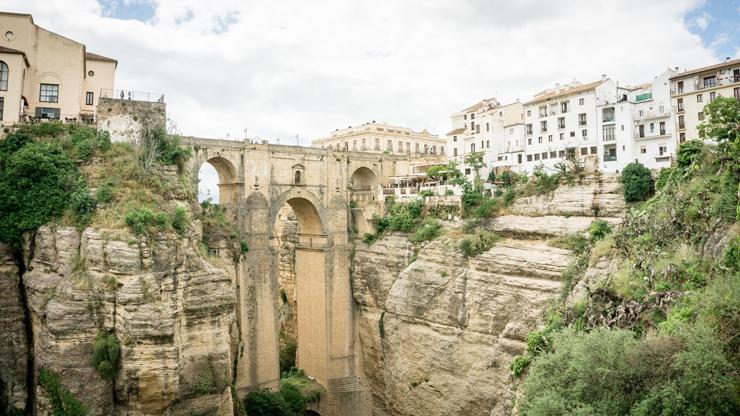 Andalusie Ronda