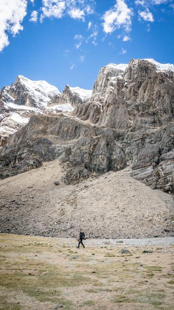 Cordillera Huayhuash Cuyoc