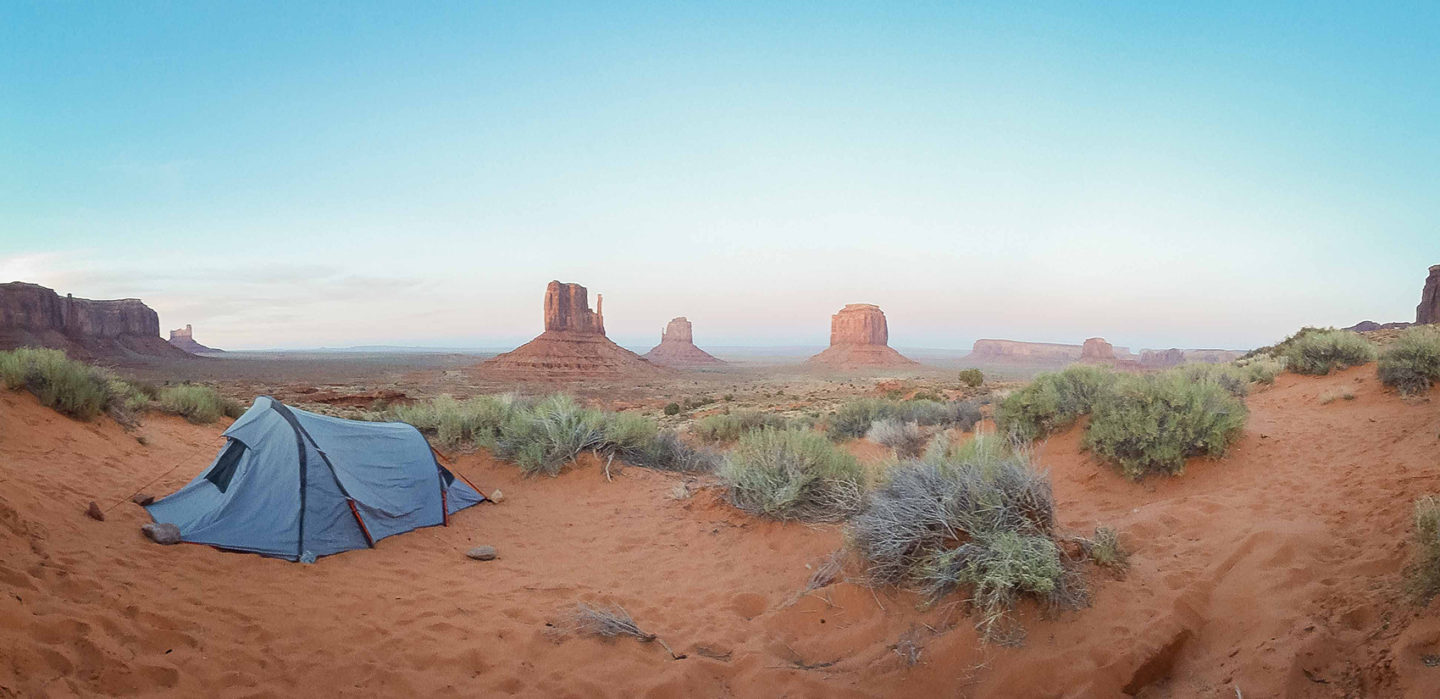 Monument Valley The View Campground